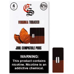 eon pods veginia tobacco