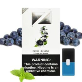 ziip pods_iced_blueberry