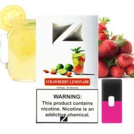 ziip pods_strawberry lemonade