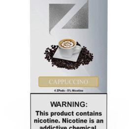 Cappuccino-ziip pods