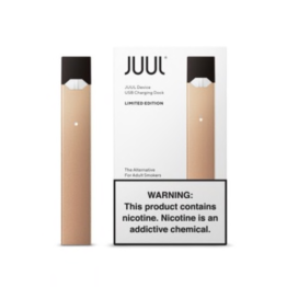 Juul Blush-Gold limited